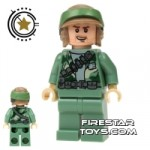 LEGO Star Wars Mini Figure Rebel Commando Stubble