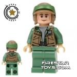 LEGO Star Wars Mini Figure Rebel Commando Tan Jacket