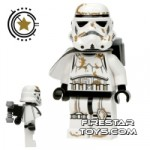 LEGO Star Wars Mini Figure Stormtrooper White Pauldron