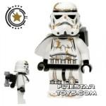 LEGO Star Wars Mini Figure Stormtrooper White Pauldron
