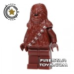 LEGO Star Wars Mini Figure Chewbacca