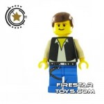 LEGO Star Wars Mini Figure Han Solo Falcon