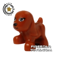 Chihuahua with Black Eyes NEW Genuine LEGO® Minifigure Dog Nose and Mouth