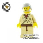 LEGO Star Wars Mini Figure Obi-Wan Kenobi Old