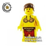 LEGO Star Wars Mini Figure Princess Leia Jabbas Slave