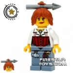 LEGO Monster Fighters Mini Figure Ann Lee
