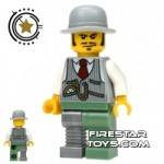 LEGO Monster Fighters Mini Figure Doctor Rodney Rathbone