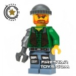 LEGO Monster Fighters Mini Figure Jack McHammer