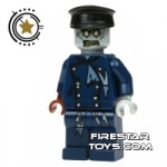 LEGO Monster Fighters Mini Figure Zombie Driver
