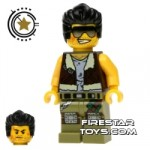 LEGO Monster Fighters Mini Figure Frank Rock