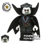 LEGO Monster Fighters Mini Figure Lord Vampyre with Cape