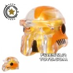 Arealight Driver 212th Helmet Transparent