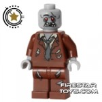 LEGO Monster Fighters Mini Figure Zombie