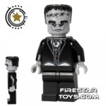 LEGO Monster Fighters Mini Figure Monster Butler