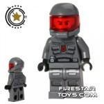LEGO Space Police Mini Figure Space Police 3 Officer 15