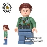 LEGO Star Wars Mini Figure Princess Leia Endor Outfit