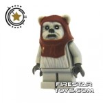 LEGO Star Wars Mini Figure Ewok Cheif Chirpa