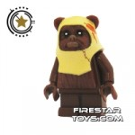 LEGO Star Wars Mini Figure Ewok Paploo