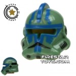 Arealight Commander Helmet Hardcase Sand Green