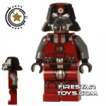 LEGO Star Wars Mini Figure Sith Trooper Red
