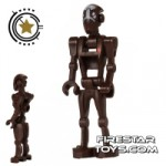 LEGO Star Wars Mini Figure Commando Droid Captain