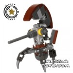 LEGO Star Wars Mini Figure Droideka Sniper Droid