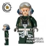 LEGO Star Wars Mini Figure Rebel Pilot A-wing