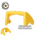Arealight Phase II Sun Visor Yellow