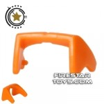 Arealight Phase II Sun Visor Orange