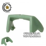 Arealight Phase II Sun Visor Sand Green