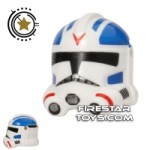 Arealight Flight Trooper Helmet White