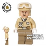 LEGO Star Wars Mini Figure Hoth Rebel Trooper Stubble