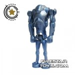 LEGO Star Wars Mini Figure Blue Super Battle Droid