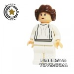 LEGO Star Wars Mini Figure Princess Leia Flesh