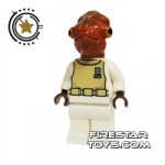 LEGO Star Wars Mini Figure Admiral Ackbar