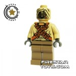 LEGO Star Wars Mini Figure Tusken Raider Brown Legs