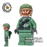 LEGO Star Wars Mini Figure Rebel Commando Beard