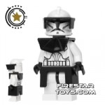 LEGO Star Wars Mini Figure Clone Wars Clone Commander