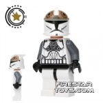 LEGO Star Wars Mini Figure Clone Wars Clone Gunner