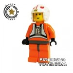 LEGO Star Wars Mini Figure Luke Pilot