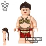 LEGO Star Wars Mini Figure Princess Leia Slave Outfit