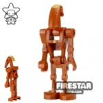 LEGO Star Wars Mini Figure Battle Droid Commander