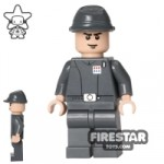 LEGO Star Wars Mini Figure Imperial Officer Cavalry Kepi