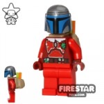 LEGO Star Wars Mini Figure Santa Jango Fett