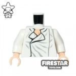 LEGO Mini Figure Torso Star Wars Han Solo Open Shirt