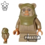 LEGO Star Wars Mini Figure Ewok Warrior