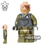 LEGO Star Wars Mini Figure Obi-Wan Kenobi Rako Hardeen Bounty Hunter Disguise