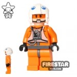 LEGO Star Wars Mini Figure Rebel Pilot X-Wing