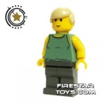 LEGO Star Wars Mini Figure Luke Skywalker (Dagobah)
