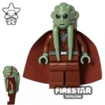 LEGO Star Wars Mini Figure Kit Fisto with Cape